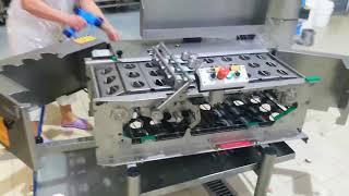 Washing And Cleaning Egg Breaker RZ—3, RZ-3 Mycie I Czyszczenie Wybijarka Trójrzędowa OVO-TECH