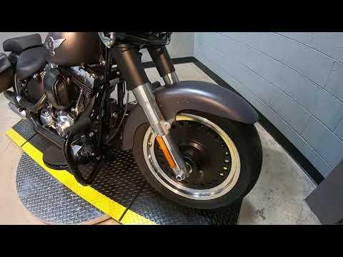 2016 Harley-Davidson Fat Boy Lo FLSTFB 103