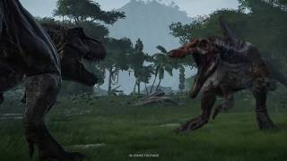 VideoImage1 Jurassic World Evolution