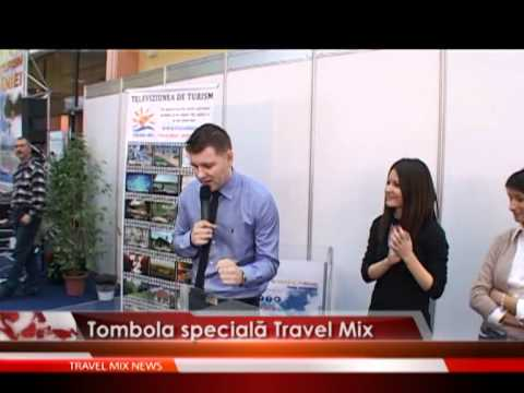 Tombola specială Travel Mix