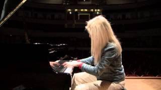 Schubert-Liszt Des Mädchens Klage , Erlkönig  (Valentina Lisitsa practice)