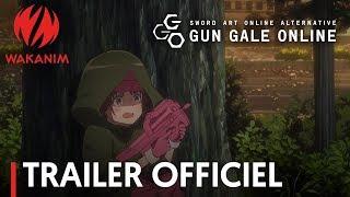 vidéo Sword Art Online: Alternative Gun Gale Online - Bande annonce