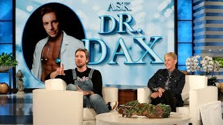 Dax Shepard Gives Marriage and PMS Advice in 'Ask Dr. Dax'