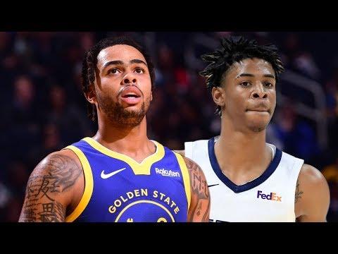 Golden State Warriors vs Memphis Grizzlies Full Game Highlights   December 9, 2019-20 NBA Season