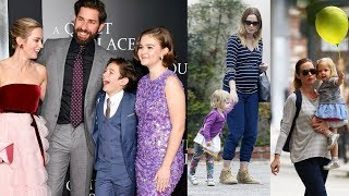 Emily Blunt And John krasinski's Kids And Their Beautiful Moments - Video Youtube