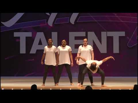 Best Hip Hop // 1-800-273-8255 - Steppin Out Dance Center [Warren, OH] 2018