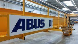 ABUS dizalice - HOISTEC d.o.o.