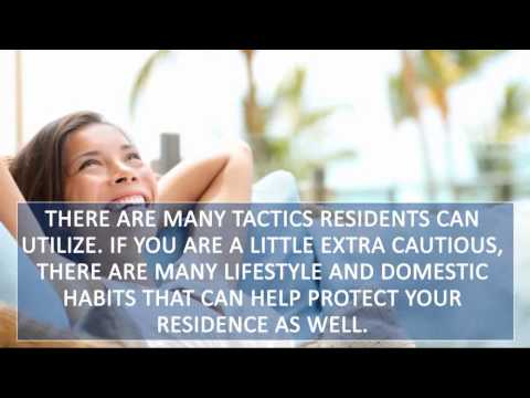 Orlando Homeowners Insurance: Tips to Trick Burglars