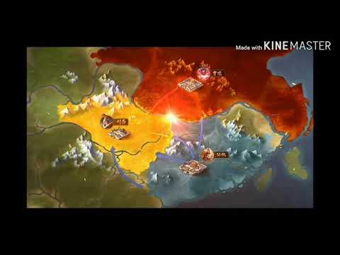 #เกมส์ใหม่มาเเรง Empire Fo Heroes. การว่างแผนการรบภาพสวยสมจิง!!!