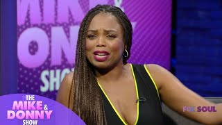 """Things Had Gotten Toxic"" Jemele Hill Talks Leaving ESPN & More - The Mike & Donny Show"