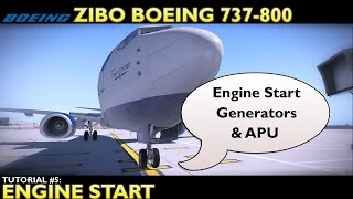 zibo 737 takeoff config warning - TH-Clip