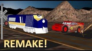 Lightning McQueen Is Lost!