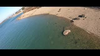 Freestyle fpv over the ocean...