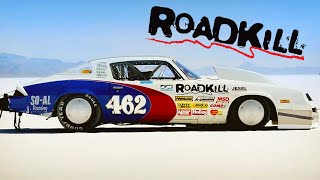 1100hp Camaro Goes for A Landspeed Record! | Roadkill | MotorTrend by Motor Trend