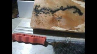 Друзья , в этом ролике я тестирую аппарат делающий молнии на  древесинах разных пород таких как берёза ,ольха и сосна и те же  породы только с задержкой по времени 5-и7 минут для лучшего и  глубокого пропитывания древесины . И при