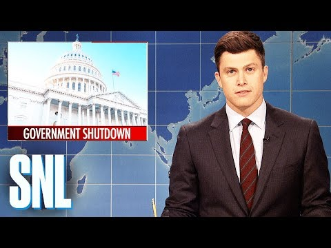 Weekend Update on the Government Shutdown - SNL