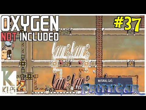Let's Play Oxygen Not Included #37: More Power!