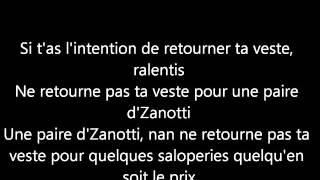 LEFA - Quelques minutes - ParolesMusic