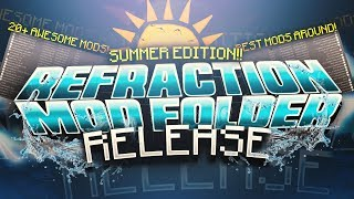 SUMMER MOD FOLDER RELEASE! - 20+ of the BEST Mods for Hypixel & Minecraft PvP