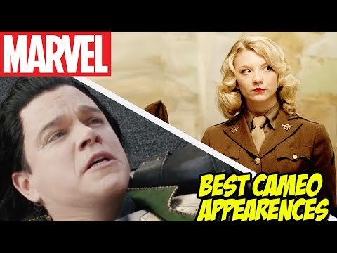 All Marvel Movies Biggest Celebrity Cameo Appearances - Must Watch 2018