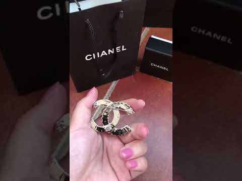 Lovely Chanel brooch review