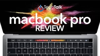 Macbook Pro with Touchbar Review