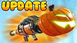 🎃 NEW HALLOWEEN 1.8 UPDATE FOR FORTNITE 🎃 Fortnite Leaderboards, Player Skins, And Glider Skins!