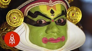 Eye Dancing and India's Ancient Art of Kathakali