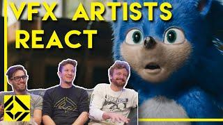 VFX Artists React to Bad & Great CGi