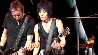 Joan Jett & The Blackhearts - The French Song, American Airlines Arena, Miami -  4-17-2015