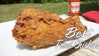 The Best Fried Chicken Recipe EVER!