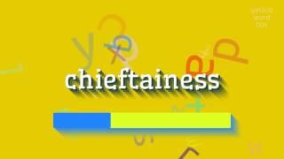 "How to say ""chieftainess""! (High Quality Voices)"