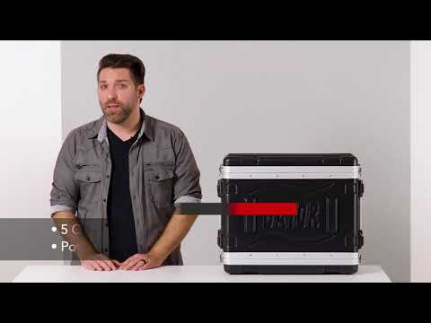 Gator Cases Molded Audio Rack Cases Overview | Full Compass
