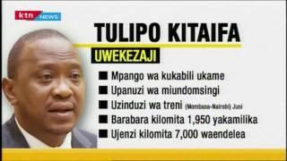 KTN Leo taarifa Kamili - Rais atoa hotuba yake ya mwisho - 15/3/2017