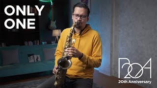 BoA - Only One (Saxophone Cover Gallant Version)
