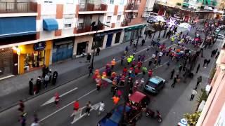 preview picture of video 'Carrera San Silvestre Murcia 2014'