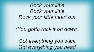 Ac Dc - Rock Your Heart Out Lyrics