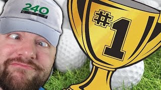 FIGHTING FOR 1ST! | Golf It #4