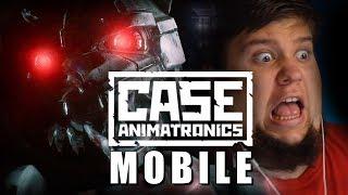 CASE: Animatronics - ВЫШЛА НА ANDROID! ОБЗОР ИГРЫ ОТ БРЕЙНА