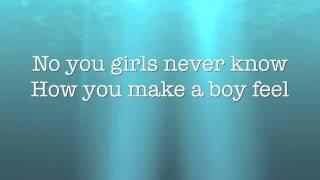 Franz Ferdinand lyrics to No You Girls