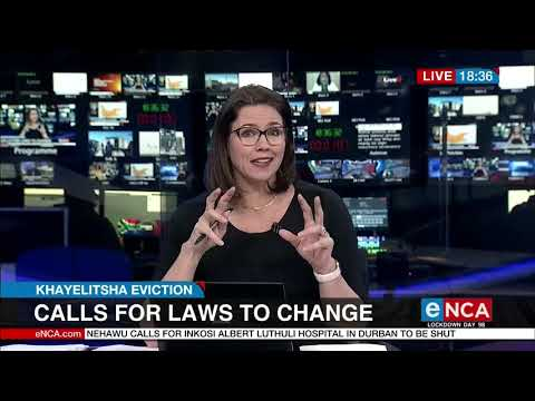 Calls for laws to change