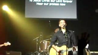 "Aaron Shust  ""Matchless""  live from Victory Christian Center,"