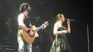 Within Temptation, Within Temptation - Whole world is watching ACOUSTIC @MHP Arena Ludwigsburg, 09.04.2014