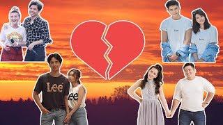 Những cặp đôi yêu nhau HẾT MÌNH, chia tay HẾT HỒN làm fan hâm mộ tiếc nuối !!! | SML