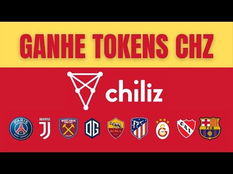 Ganhe Muitos Tokens Chiliz (CHZ) Grátis | Ganhe Dinheiro com AIRDROPS | Ganhe Criptomoedas