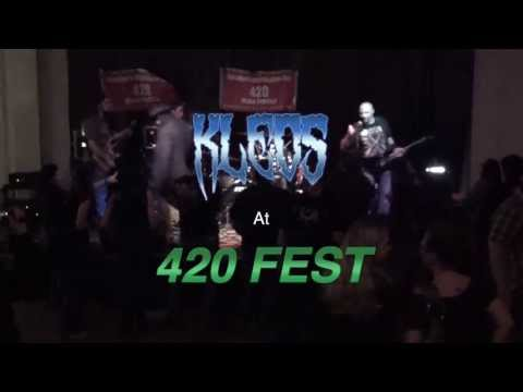KLEOS at 420 Fest (2013)