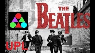 Help Beatles Lyrics Subtitles UPL