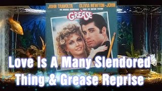 Love Is A Many Spendored Thing & Grease Reprise  In One Track