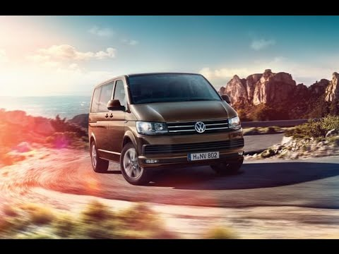 Volkswagen  T6 Multivan Минивен класса M - рекламное видео 1