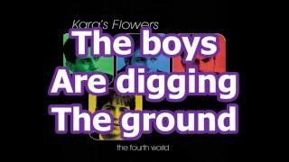 Karas Flowers(Maroon 5) - Pantry Queen [HQ + LYRICS]